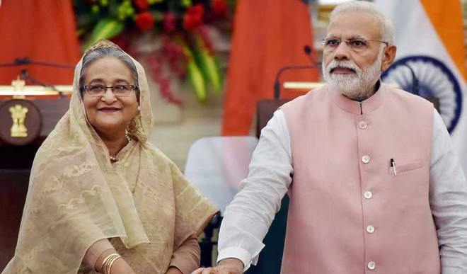 Sheikh Hasina Visit: India-B'desh Boost Defence, Nuclear Co-op