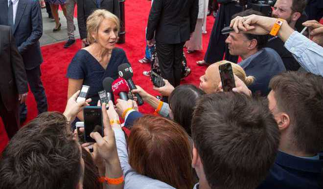 Rowling's Best Tip For Writers
