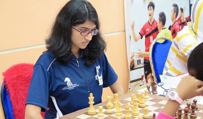 17-Year-Old Becomes Int'l Master