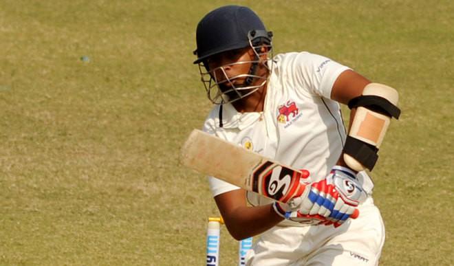 Prithvi Makes Mark In Ranji Trophy