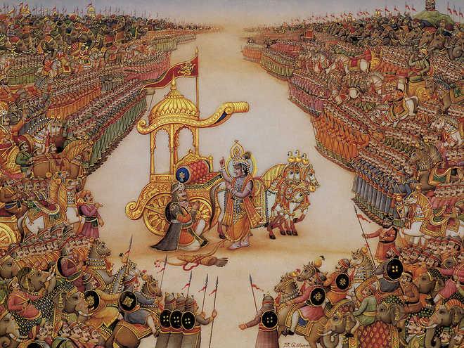 All That Lord Krishna Did