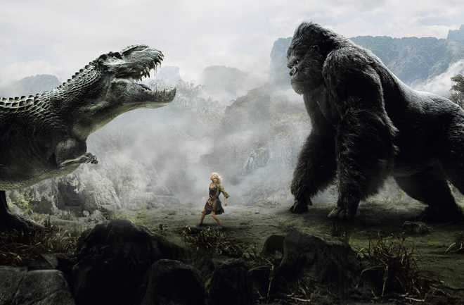 The Symbolism Of King Kong