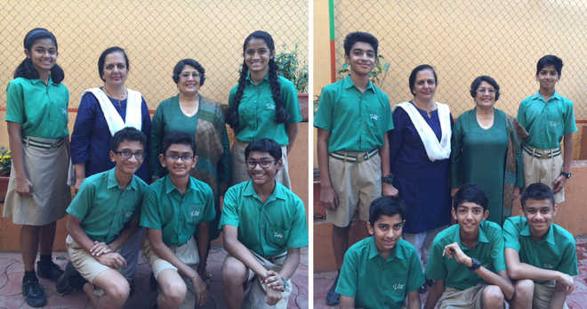 Vidya Valley Bags First Prize