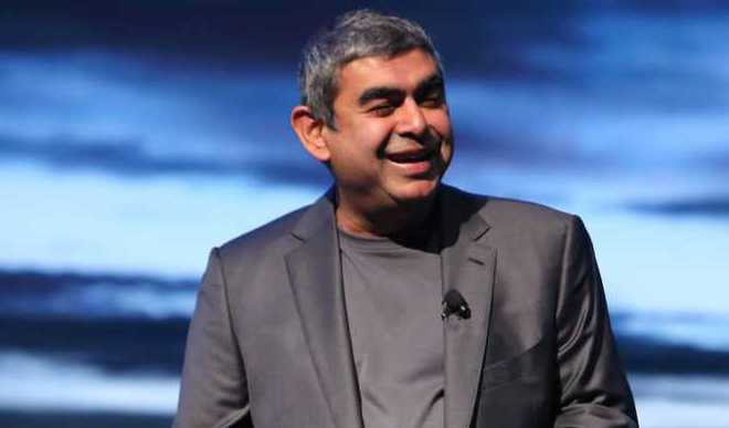 Infosys CEO Vishal Sikka Gets A Salary Cut