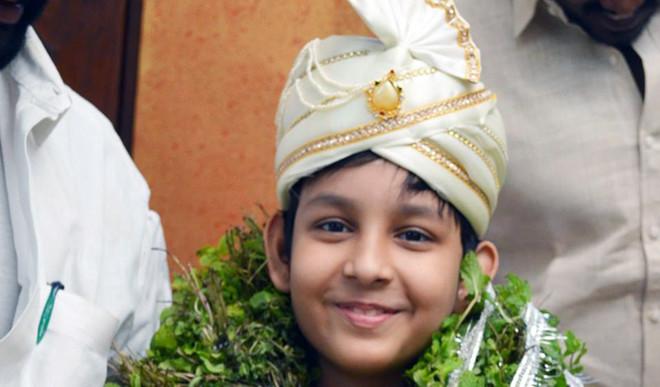 11-yr-old Hyderabad Boy Clears Class XII Exam