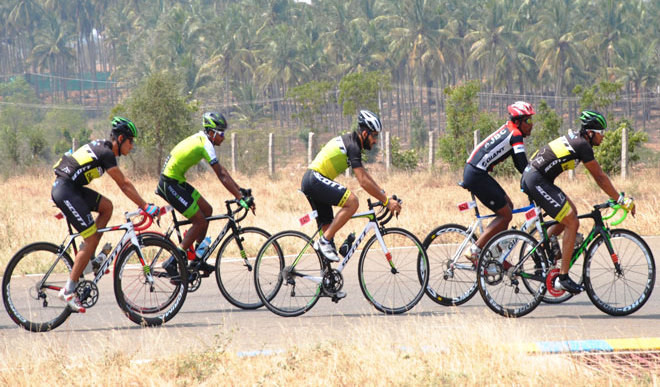 Students Pedal 860km For A Cause