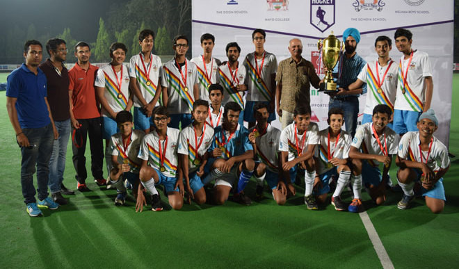 Mayo Beats Scindia 2-0 To Win UFH Cup