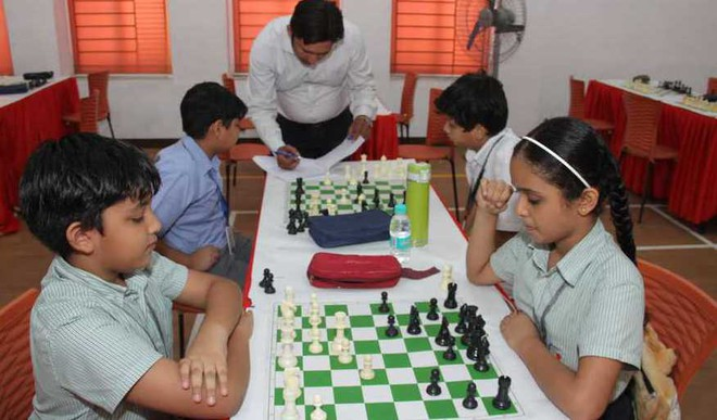 Meet the young chess masters