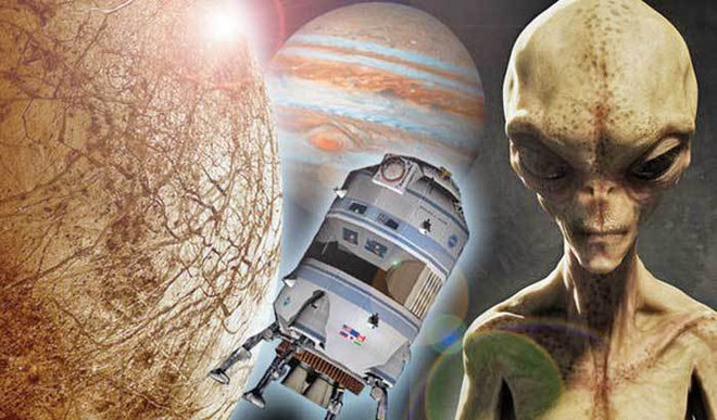 Alien Life Could Exist Within The Solar System