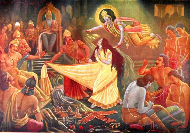 Mahabharat Movie Featuring Oscar Winners