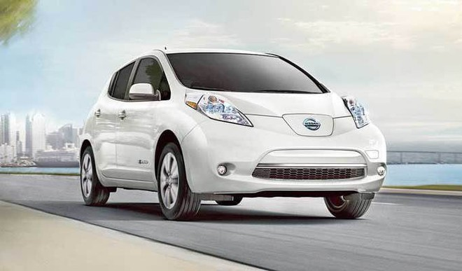 Electric car to make foray into India: Nissan Leaf all set to zoom in