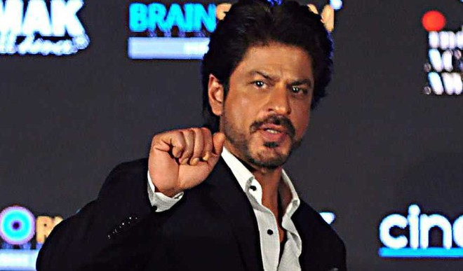 Know Who Is SRK's Guiding Light?