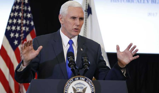 Pence Aims To Soothe Australia