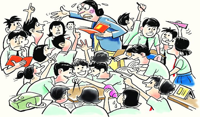 Rishabh Jakhar: Are Students Discouraged To Ask Questions In School?