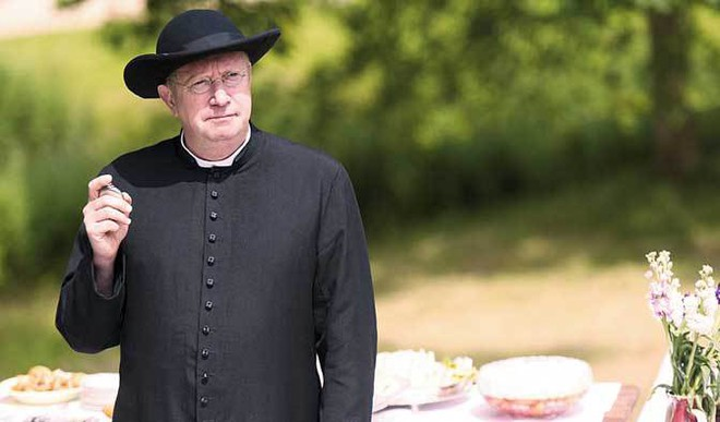 Have you met Father Brown?