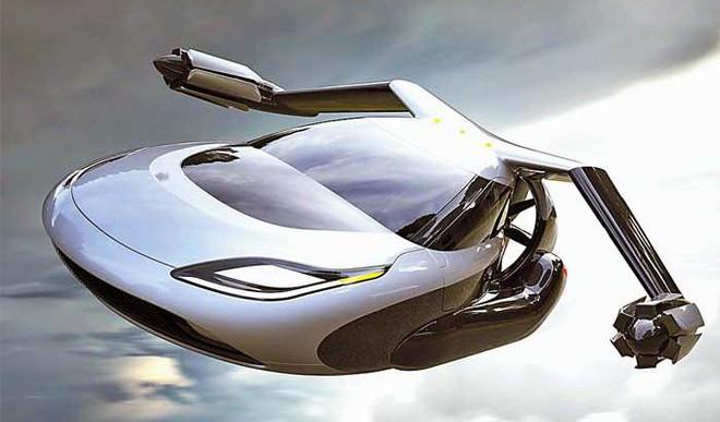 Flying Cars No Longer A Dream
