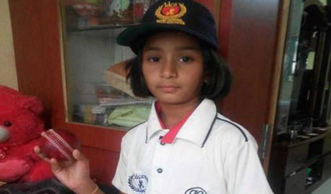 Nine Yr-Old To Play In U-19