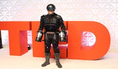 Brit Takes Flight In 'Iron Man' Suit
