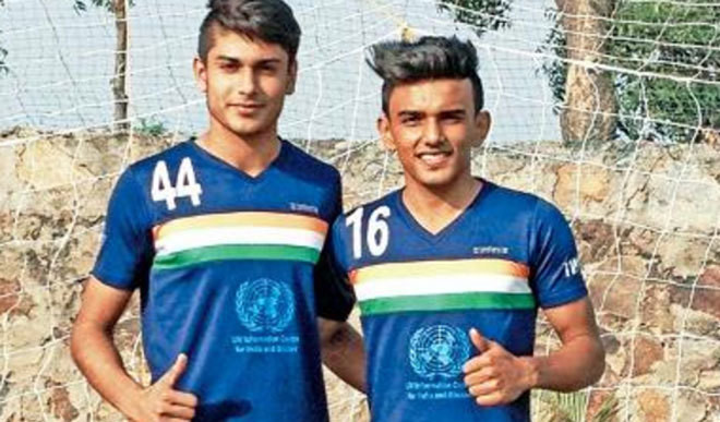 Schoolkids To Represent India In WC