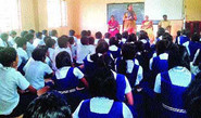 Awareness class on cancer held