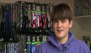 Teen Sold Socks Worth $1 Million