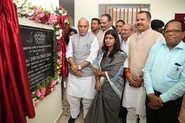 Seth M R Jaipuria School, Kanpur Road Campus inaugurated by Rajnath Singh