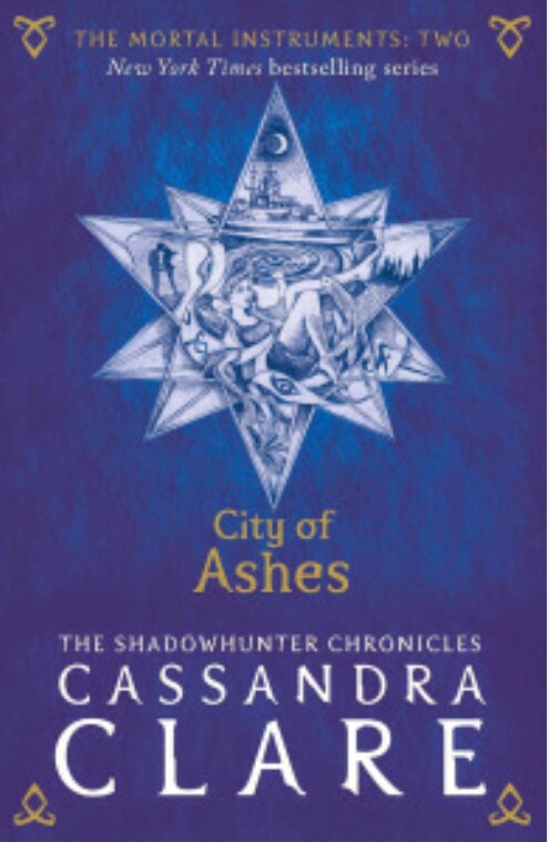 Bhavana Reviews: City Of Ashes