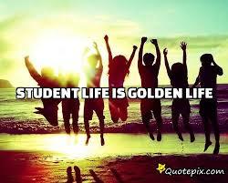 Rishabh: Student Life Is Golden life