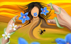 """Ananya's Painting """"A Better World"""""""