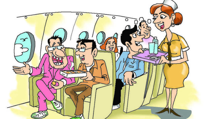 Ground Rules for Flight Etiquette