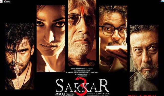 Amitabh's Sarkar 3 In Legal Turmoil