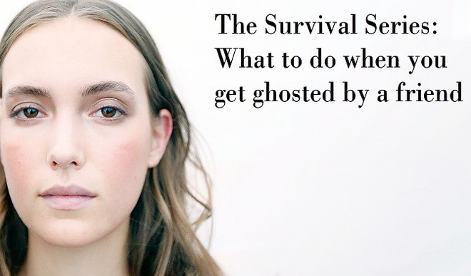 The Survival Series: Getting Ghosted
