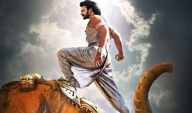 Bahubali Gets Waxed