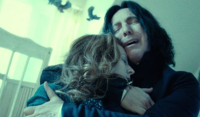 Rowling Apologises for Killing Snape