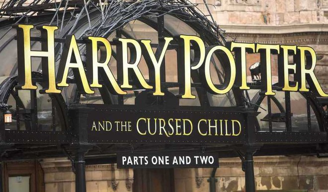 'Cursed Child' To Open On Broadway In 2018