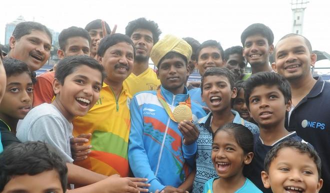 Inspiring Journey Of Paralympian Thangavelu