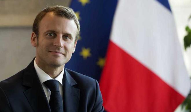 Emmanuel Macron Is The New French Prez