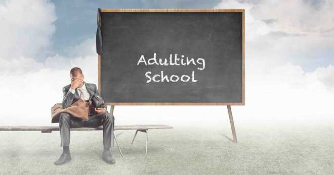 Let's teach #Adulting In Schools Again. Agree?