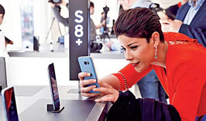 Galaxy S8, iPhone killer?