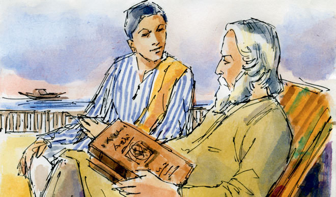 Born This Week: Rabindranath Tagore