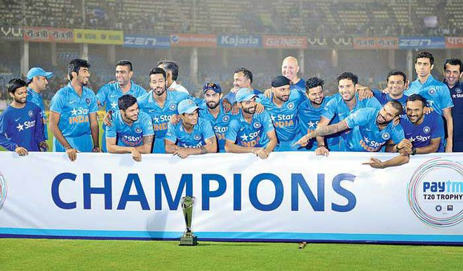 What are India's chances in the Champions Trophy?