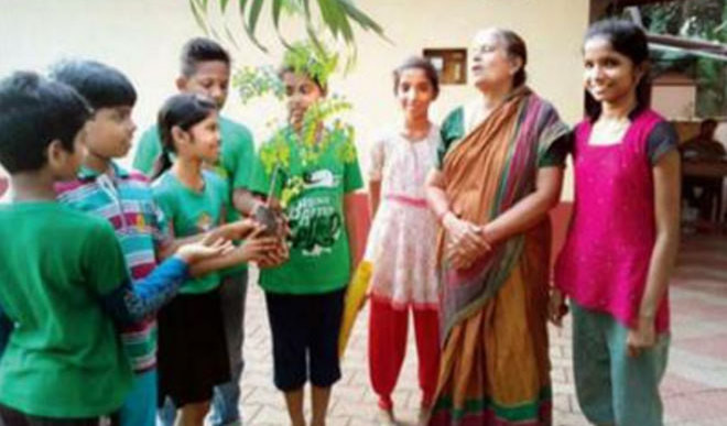 All Of 9, Mangaluru Girl Is A Green Wonder