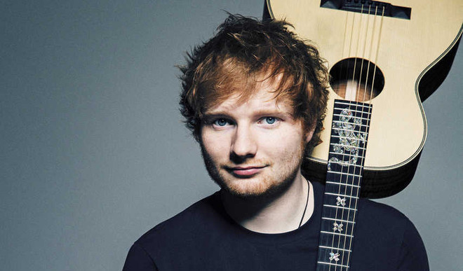 After Bieber, Gear Up For Ed Sheeran