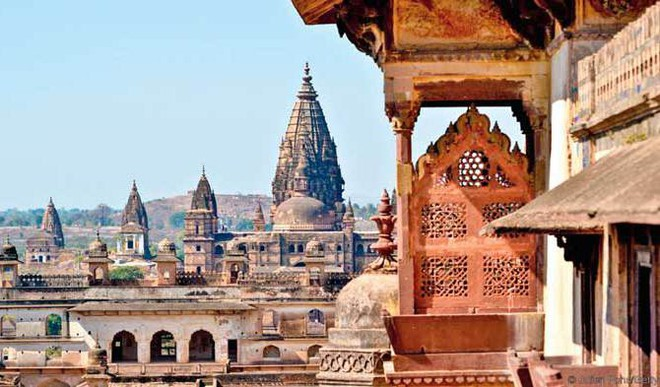 Divita Gupta: Explore The Wonders Of Orchha!