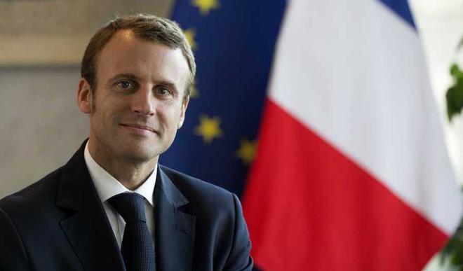 Macron Sworn In As French President
