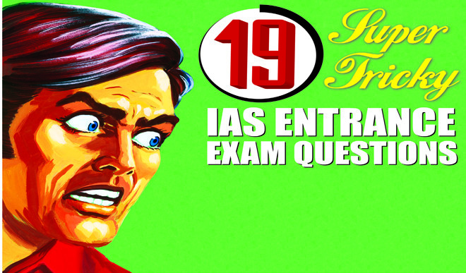 Are You As Smart As An IAS Officer? Find Out!