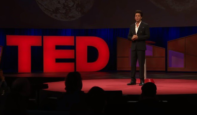 Watch SRK's Ted Talk Video Here
