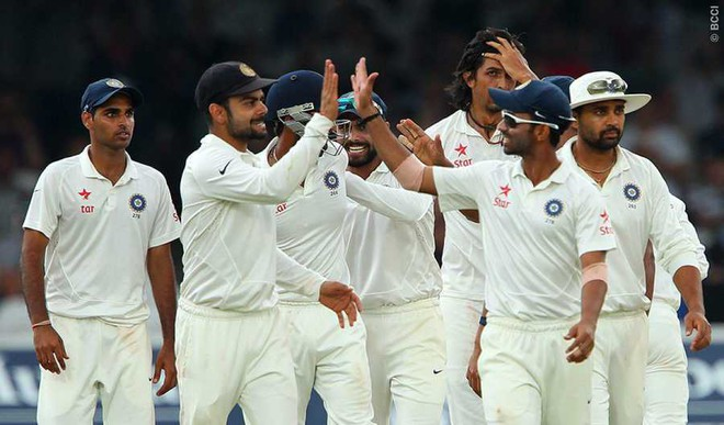 India Retain No.1 Test Ranking