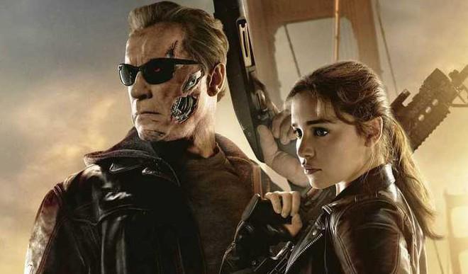 Arnie Says 'I'll Be Back' in 6th Terminator