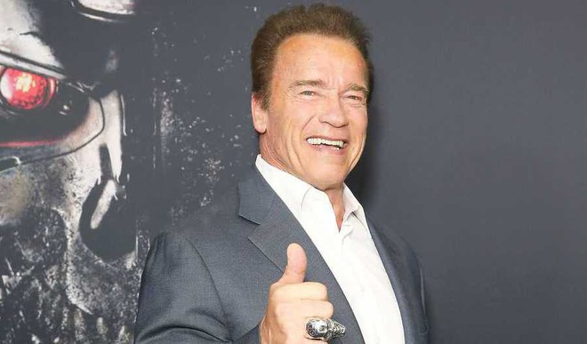 How Arnie Drives Hummer & Still Saves Planet